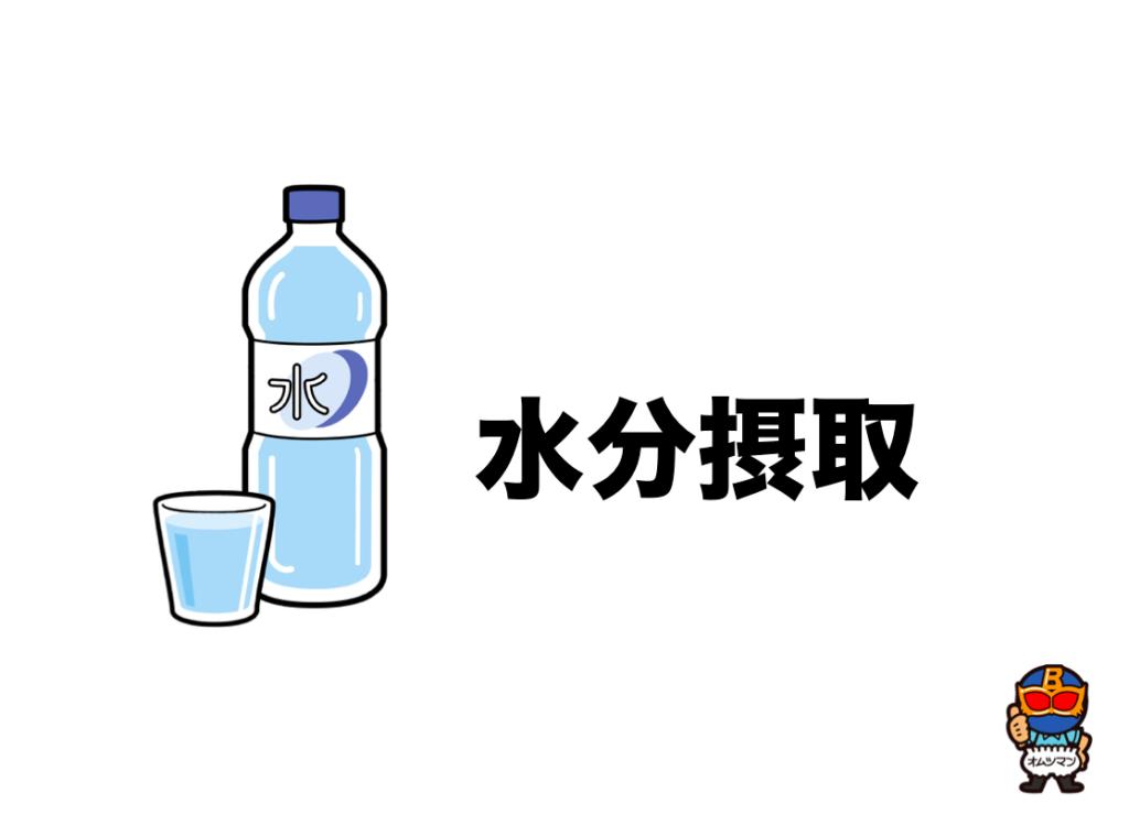 尿失禁 尿漏れ 生活指導 水分摂取